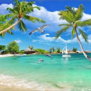 Tranh Cảnh Biển